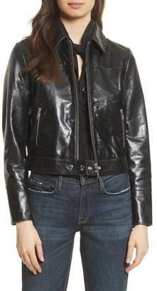 Frame Leather Jacket