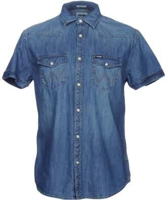 Wrangler Denim shirts - Item 42663440DQ