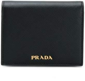 Prada emanelled wallet