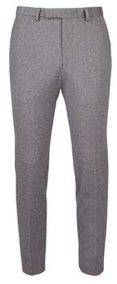 Burton Mens Tapered Fit Side Stripe Jersey Trousers