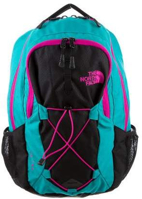 The North Face Tricolor Woven Backpack