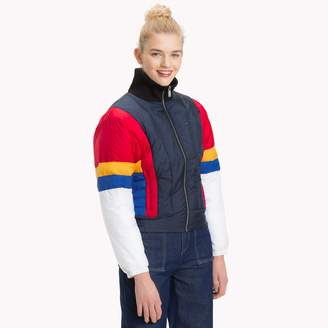 Tommy Hilfiger Colorblock Puffer Jacket