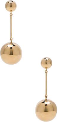 J.W.Anderson Spheres Drop Earrings