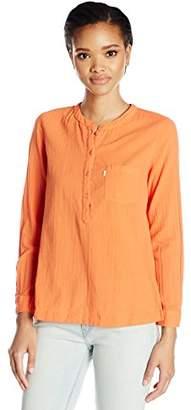 Levi's Women's Modern Popover Shirt