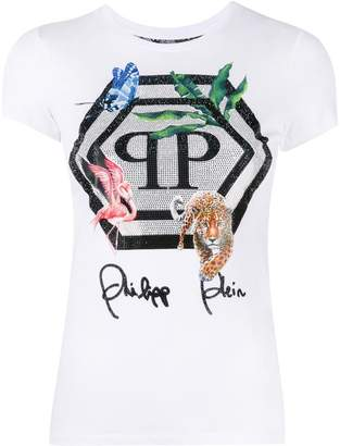 Philipp Plein Jungle T-shirt