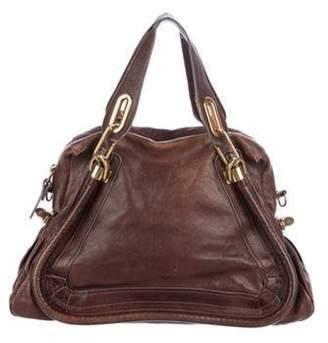 Chloé Medium Paraty Bag Grey Chloé Medium Paraty Bag