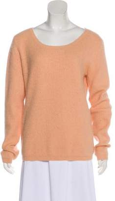 DAY Birger et Mikkelsen Angora Long Sleeve Sweater