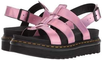 Dr. Martens Iced Metallic Yelena Women's Sandals