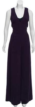 Reiss Sleeveless Wide-Leg Jumpsuit w/ Tags