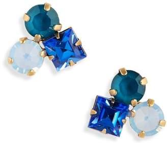 Loren Hope Harlow Cluster Stud Earrings