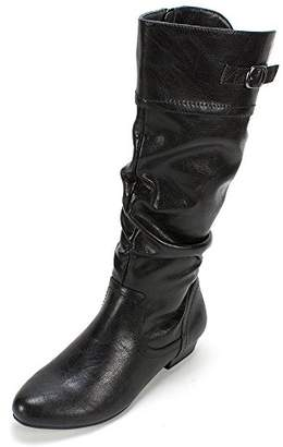 White Mountain CLIFFS BY Women's Fox Slouch Boot
