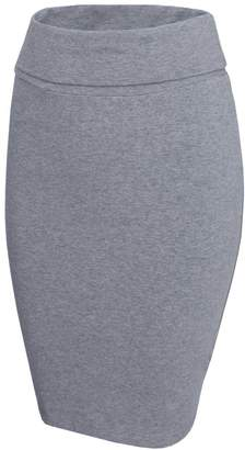 Toms Tom's Ware Womens Casual Convertible Knee Length Pencil Skirt TWCWS02-US XL