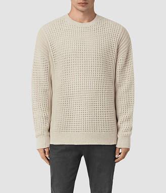 AllSaints Iden Crew Sweater