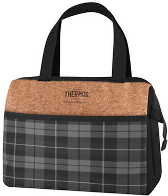 Thermos Heritage Plaid 9-Can Lunch Duffle Bag