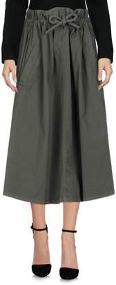 MM6 MAISON MARGIELA 3/4 length skirts - Item 35373230HO