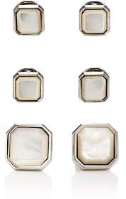 Barneys New York Men's Mother-Of-Pearl Formal Set