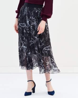 SABA Misty Midi Skirt