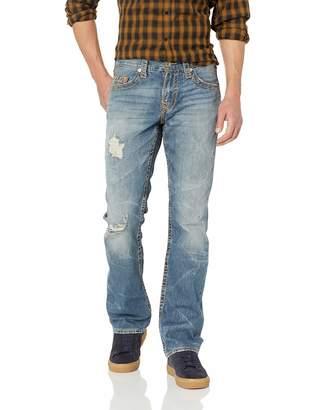 True Religion Men's Straight Leg Jean