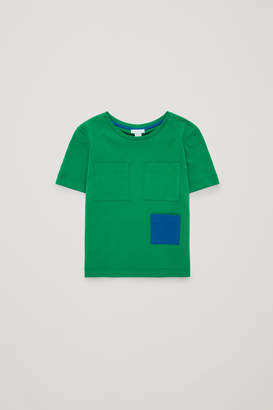 Cos MULTI-POCKET T-SHIRT