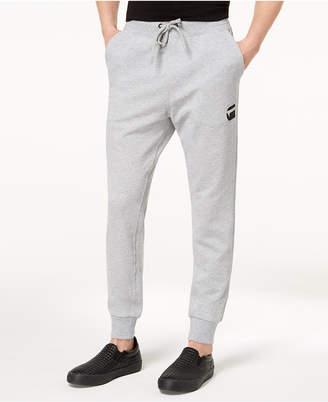 G Star Men's Doax 3D Tapered Logo-Print Sweatpants