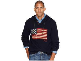 Polo Ralph Lauren Wool Flag Hoodie Sweater