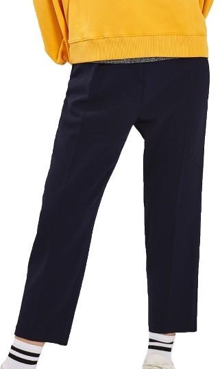 TopshopPetite Women's Topshop Rita Rivet Peg Trousers