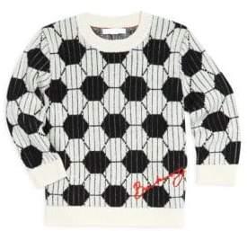 Burberry Little Boy's& Boy's Montie Sweater