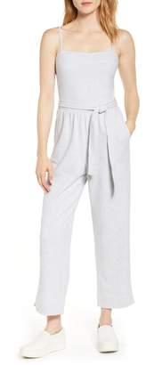 Lou & Grey Conscious Cotton Strappy Jumpsuit