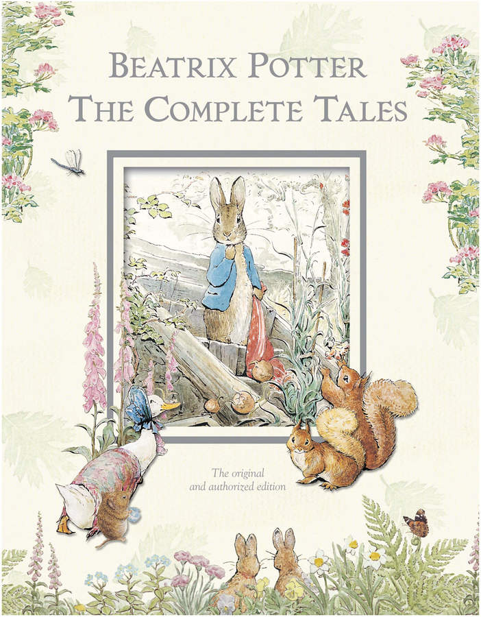 Penguin Books Beatrix Potter The Complete Tales