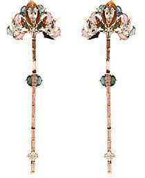 Nak Armstrong Women's Lotus Drop Earrings