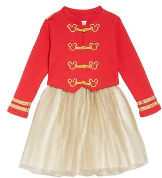 Pippa & Julie x Disney(R) Mickey Mouse(R) Majorette Jacket & Tank Dress Set