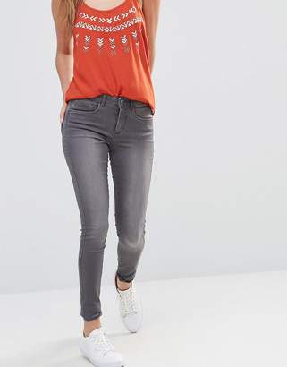 Only Royal Reg Rise Skinny Jeans