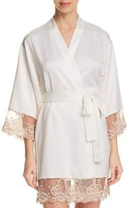 Flora Nikrooz Rosa Charmeuse Kimono