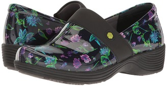 Work Wonders by Dansko - Camellia Women's Clog Shoes $99.95 thestylecure.com
