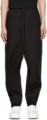 Marcelo Burlon County of Milan Black Sarouel Guines Lounge Pants $300 thestylecure.com