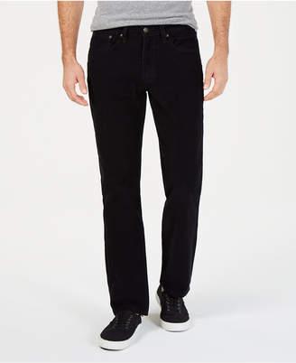 Levi's Men 514 Straight-Leg Corduroy Pants