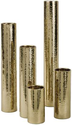 Regina-Andrew Design Regina Andrew Design Hammered Bud Vase