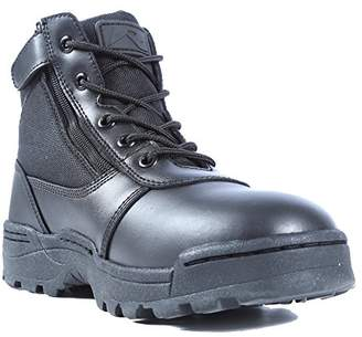 Ridge Footwear Men's Dura-Max Mid Zipper Work Boot