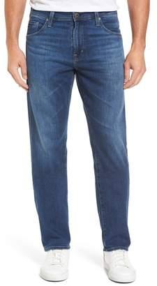 "AG Jeans Ives Straight Leg Jeans (Stately) - 34\"" Inseam"