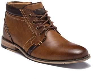 5fde2feee84 Steve Madden Komp Leather Chukka Boot