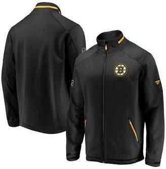 Majestic Men Boston Bruins Rinkside Authentic Pro Jacket
