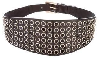Gucci Embellished Waist Belt