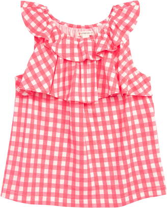 J.Crew crewcuts by Double-Ruffle Top
