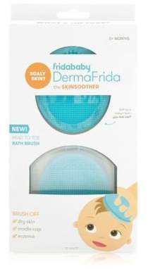 Fridababy FridaBaby DermaFrida the SkinSoother Silicone Bath Brush