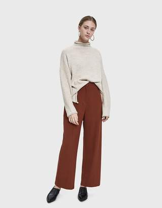 LAUREN MANOOGIAN Oversized Rollneck Sweater