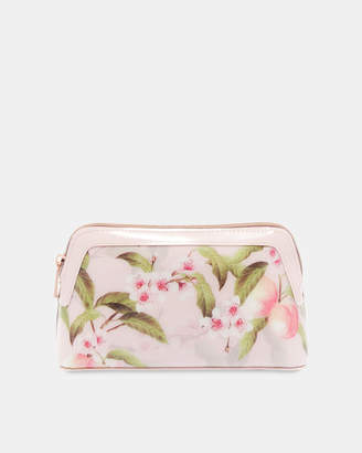 Ted Baker BLONDEL Peach Blossom cosmetic bag