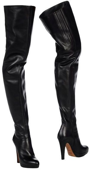 Michel Perry High-heeled boots