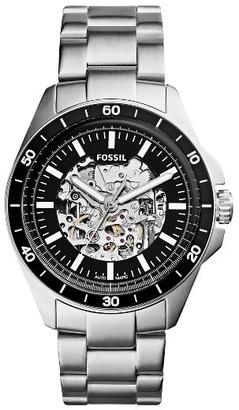 Fossil Sport Automatic Bracelet Watch, 44Mm $245 thestylecure.com