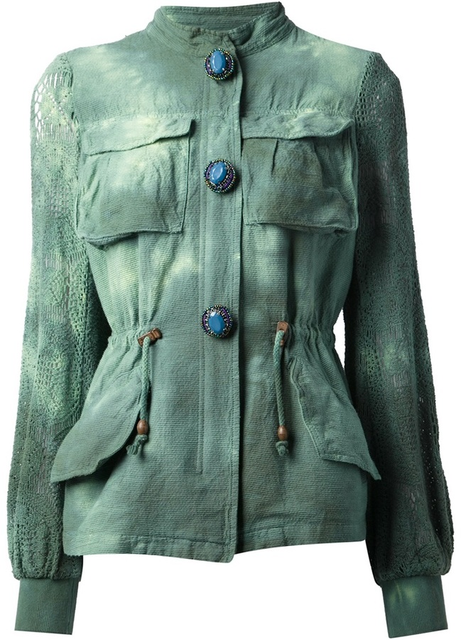 Margherita Project Single Season 'Margherita' jacket