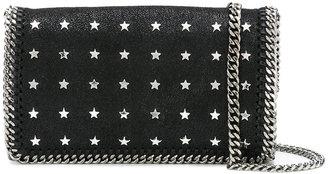 Stella McCartney star-studded Falabella shoulder bag $1,100 thestylecure.com